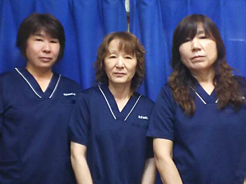 有限会社恵愛訪問介護のスタッフ